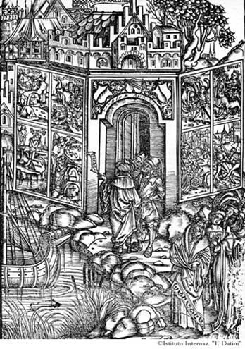 Edizioni del '500 - autori latini - illustrati VERGILIUS MARO Publius